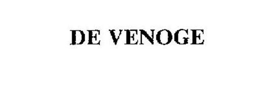 DE VENOGE