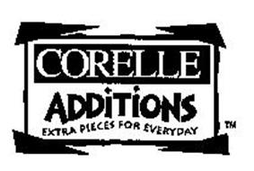 CORELLE ADDITIONS EXTRA PIECES FOR EVERYDAY