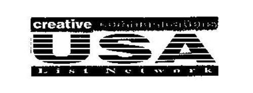 CREATIVE/ COMMUNICATIONS USA LIST NETWORK