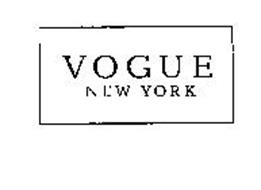 VOGUE NEW YORK