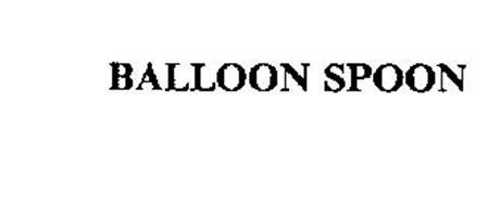 BALLOON SPOON