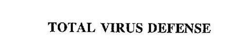 TOTAL VIRUS DEFENSE