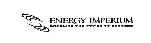 ENERGY IMPERIUM ENABLING THE POWER TO SUCCEED