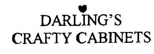 DARLING'S CRAFTY CABINETS