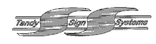 TANDY SIGN SYSTEMS