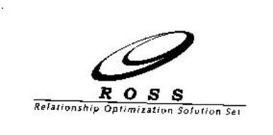 ROSS THE RELATIONSHIP OPTIMIZATION SOLUTION SET