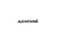 ACTIVEINSTALL