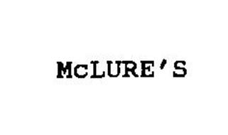 MCLURE'S