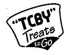 TCBY TREATS TO GO