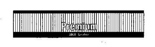 PREMIUM ARCO GASOLINE