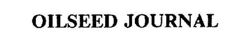 OILSEED JOURNAL