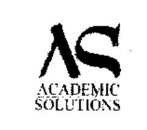 AS ACADEMIC SOLUTIONS