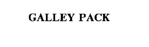 GALLEY PACK