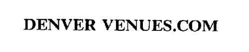 DENVER VENUES.COM