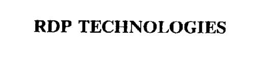 RDP TECHNOLOGIES