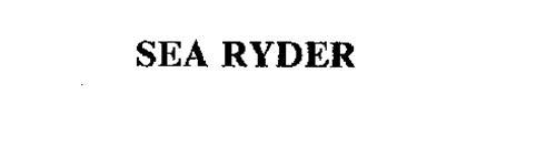 SEA RYDER