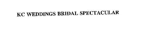 KC WEDDINGS BRIDAL SPECTACULAR