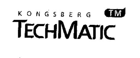KONGSBERG TECHMATIC