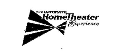 THE ULTIMATE HOMETHEATER EXPERIENCE