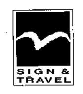 SIGN & TRAVEL