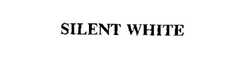 SILENT WHITE