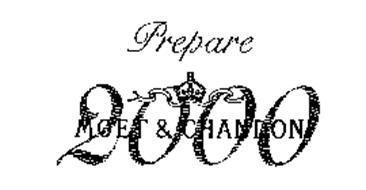 PREPARE MOET & CHANDON 2000