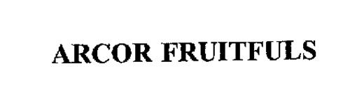 ARCOR FRUITFULS