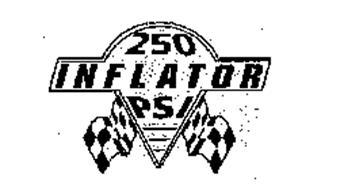 250 INFLATOR PSI