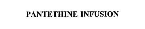 PANTETHINE INFUSION