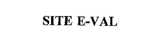 SITE E-VAL