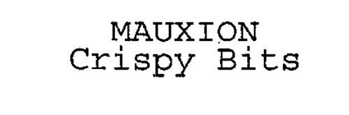 MAUXION CRISPY BITS