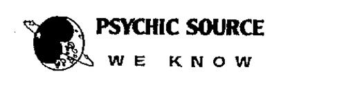 PSYCHIC SOURCE WE KNOW