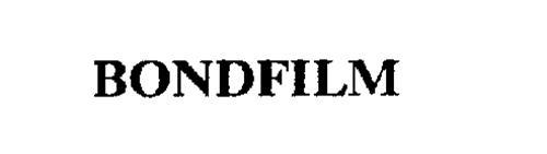 BONDFILM