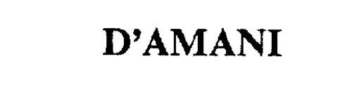 D'AMANI