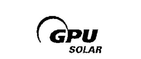 GPU SOLAR