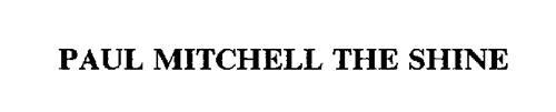 PAUL MITCHELL THE SHINE