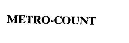 METRO-COUNT