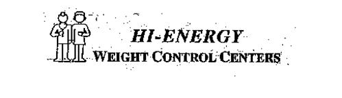 HI-ENERGY WEIGHT CONTROL CENTERS