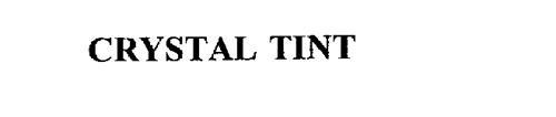 CRYSTAL TINT
