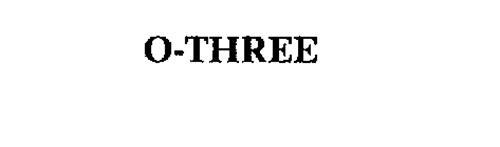O-THREE