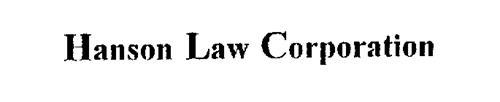 HANSON LAW CORPORATION