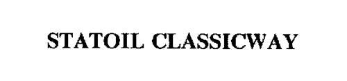 STATOIL CLASSICWAY