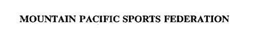 MOUNTAIN PACIFIC SPORTS FEDERATION
