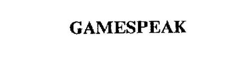 GAMESPEAK