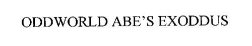 ODDWORLD ABE'S EXODDUS