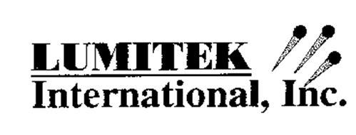 LUMITEK INTERNATIONAL, INC.