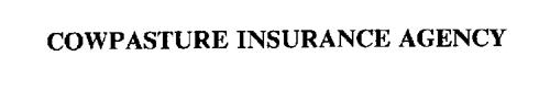 COWPASTURE INSURANCE AGENCY