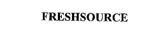 FRESHSOURCE