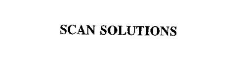SCAN SOLUTIONS