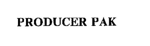 PRODUCER PAK